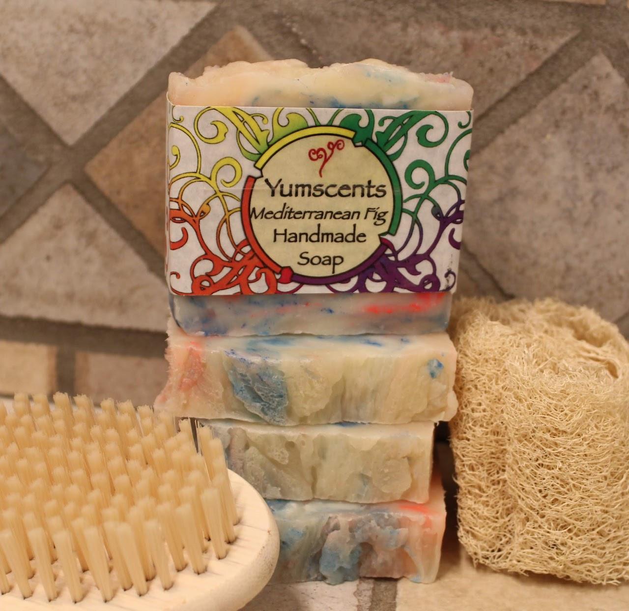 Mediterranean Fig Vegan Soap
