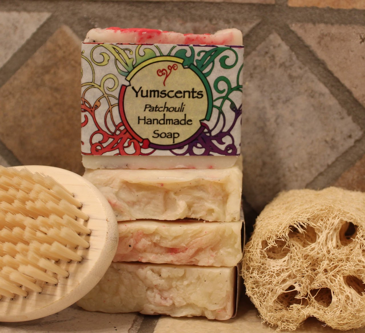 Patchouli Vegan Soap
