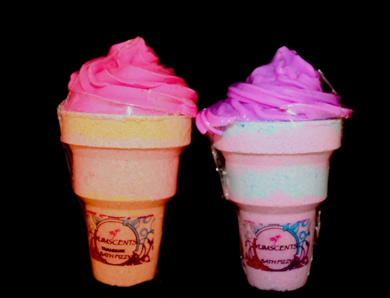 Ice Cream Fizzies