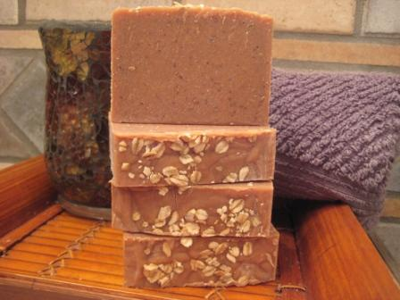 Oatmeal Goat Milk Bar