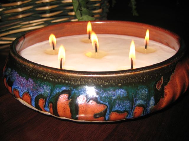 Pottery Candle 16 oz