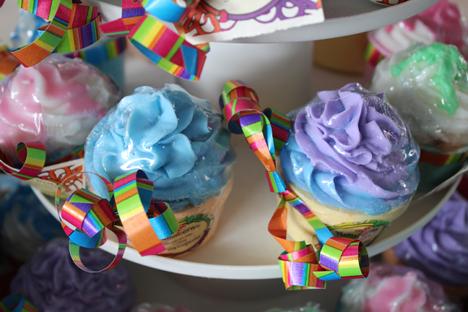 Cupcake Fizzies