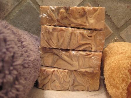 Frankincense and Myrrh Vegan Bar