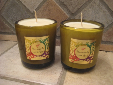 8.5 oz Soy Candle
