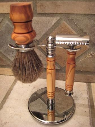 Handcrafted Shave Sets