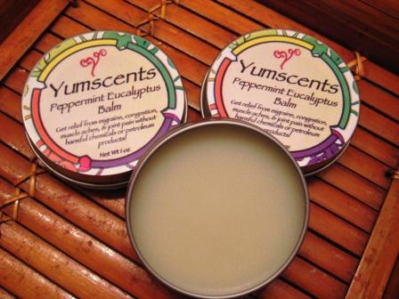 Peppermint Eucalyptus Balm